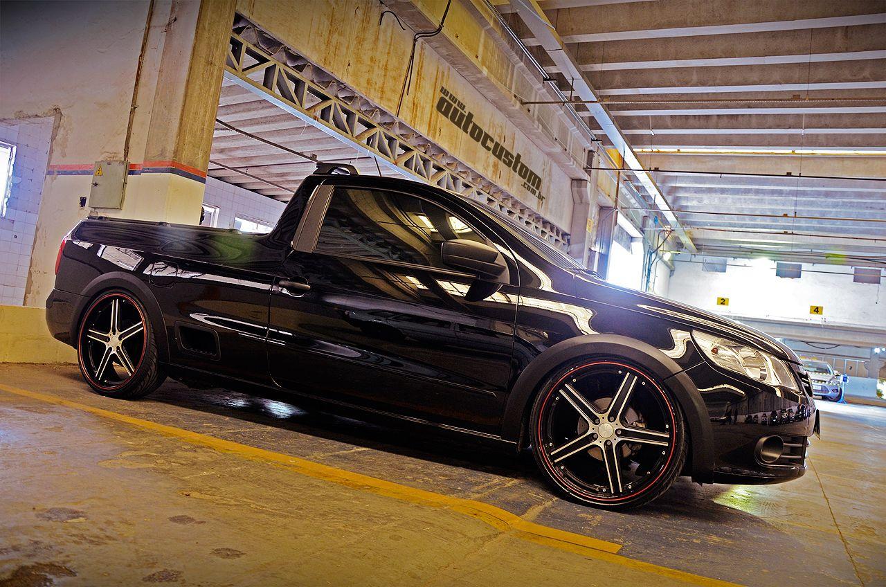 Volkswagen Saveiro - Evento: www.autocustom.com.br/2013/07/2a-edicao-extremo-show-alphaville-junho-2013