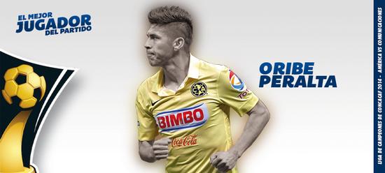 Equipacion America primera 2014-2015