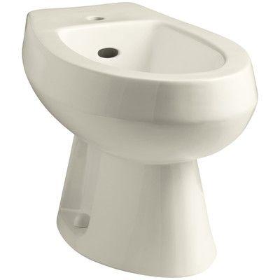 Kohler Amaretto Horizontal Spray Bidet With Single Faucet Hole Products Bidet Faucets Faucet Bidet Toilet Seat
