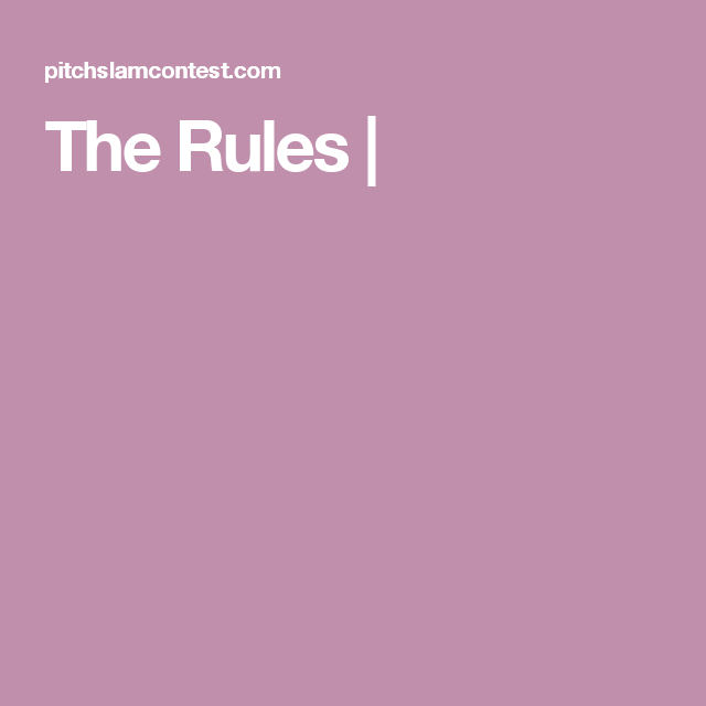 The Rules |
