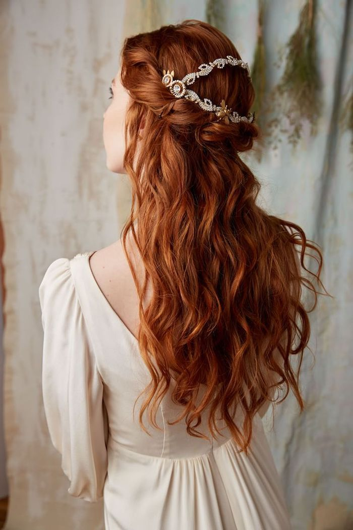 1001 Nuances De Couleur Cuivre Pour Cheveux