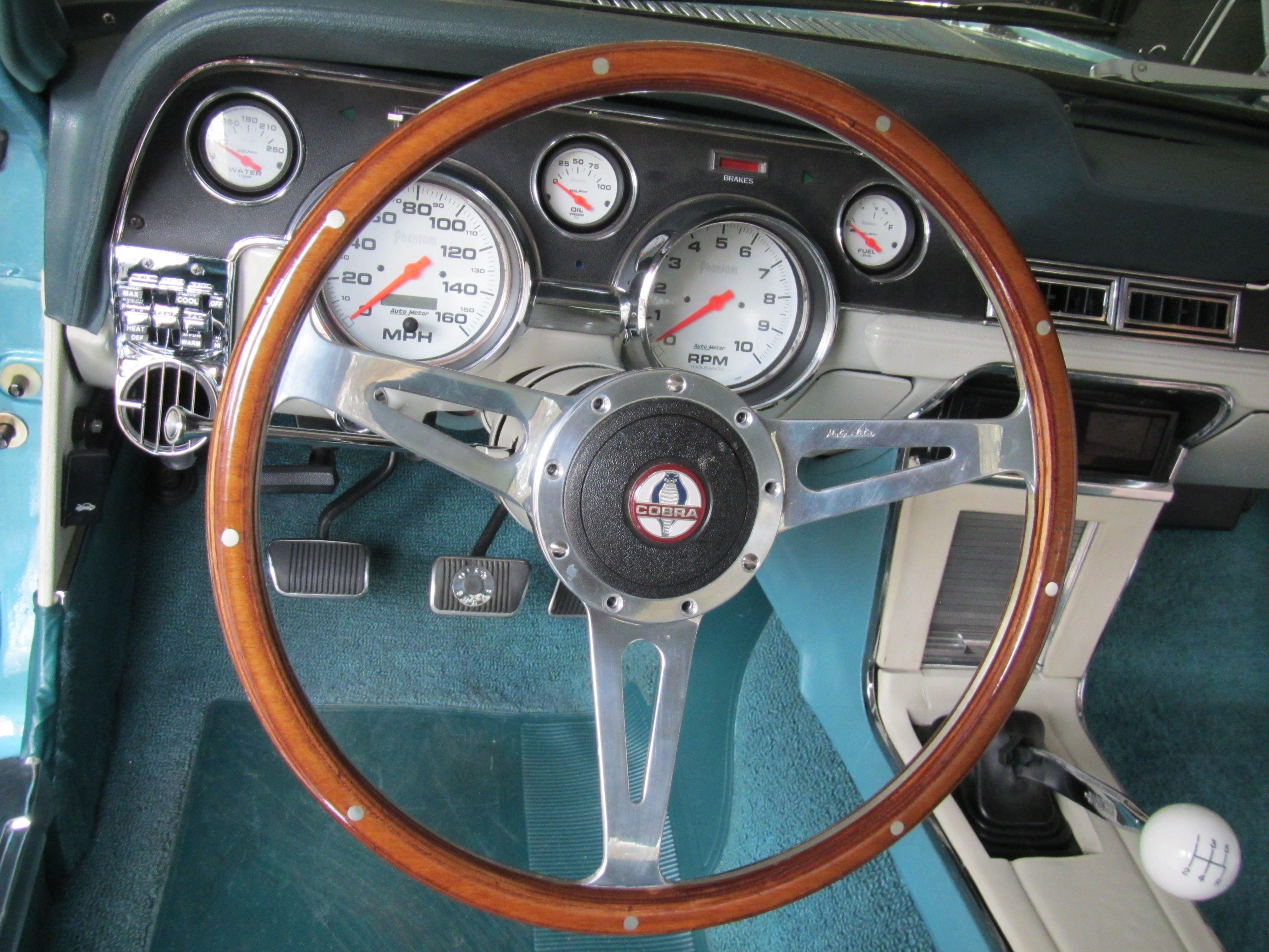 1967 Mustang Steering Wheel Mustang Interior Lovely Car Mustang