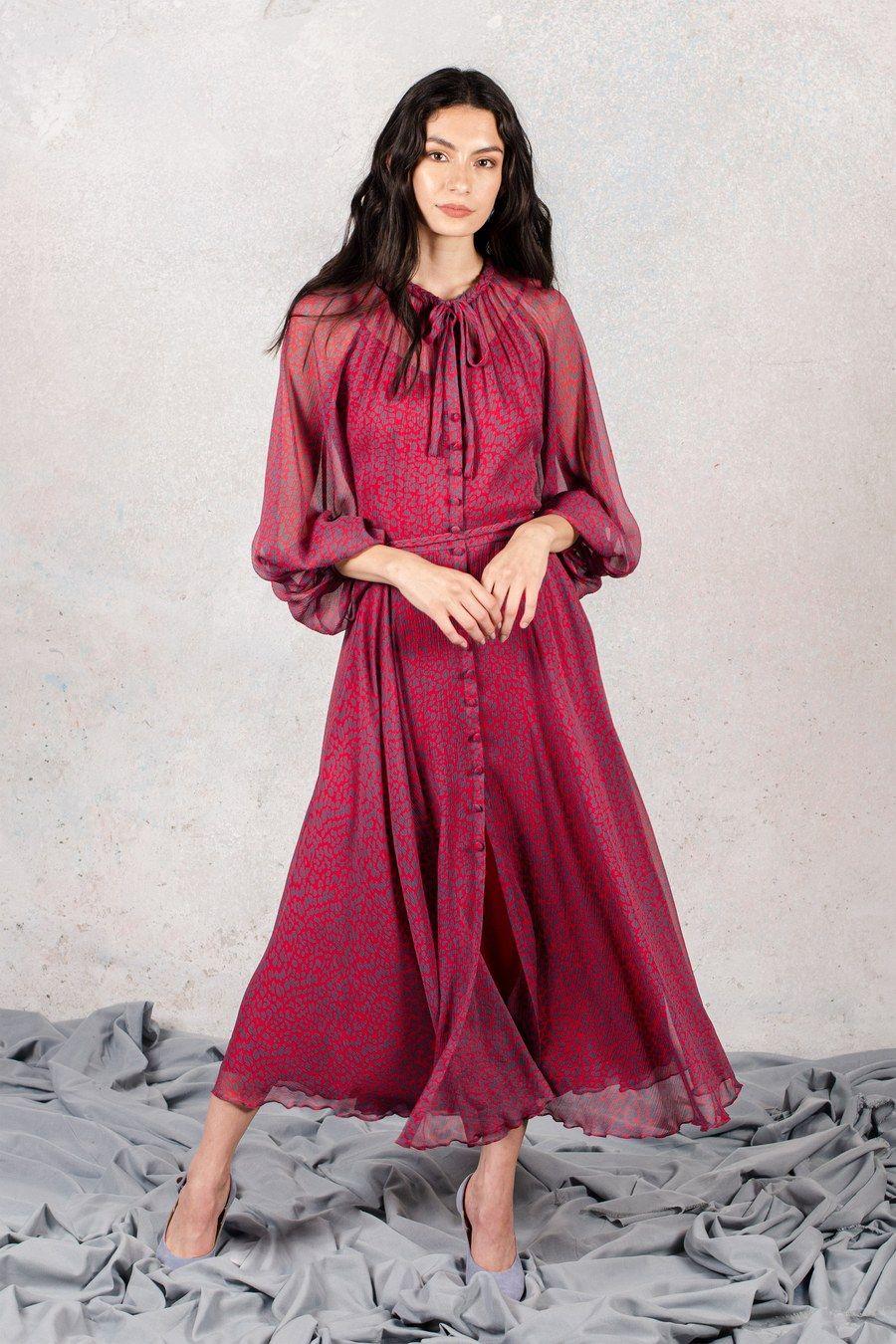 Luisa Beccaria Pre Fall 2020 Fashion Show In 2020 Fashion