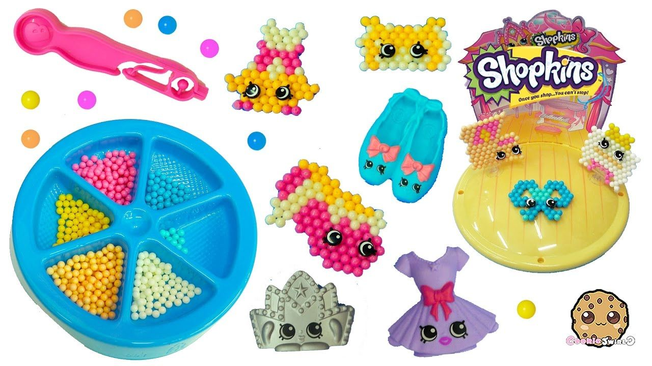 Make Your Own Ballet Collection Shopkins Beados Water
