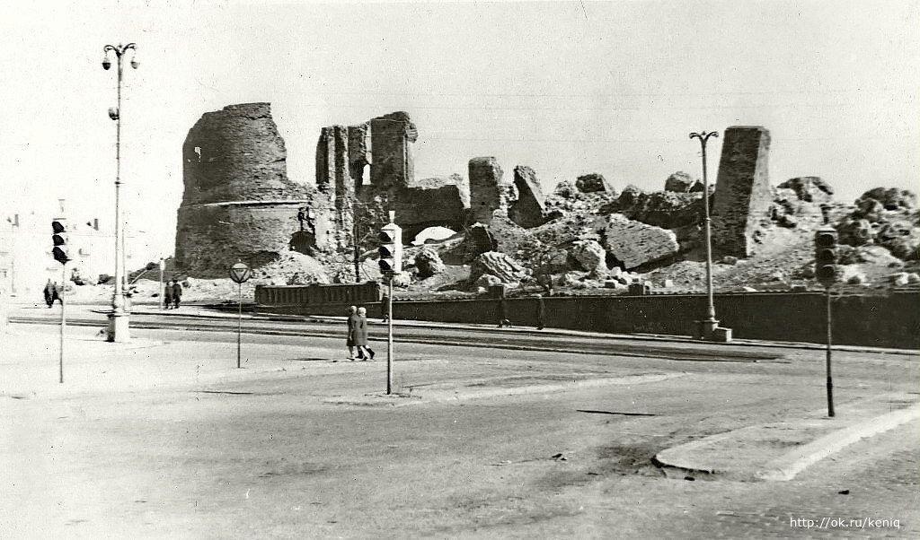 послевоенный кенигсберг фото