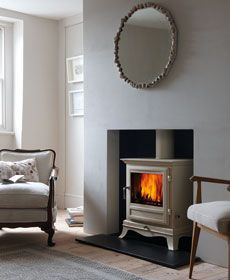 Fireplaces, Stoves, Contemporary, Bespoke Fireplaces www.chesneys.co ...