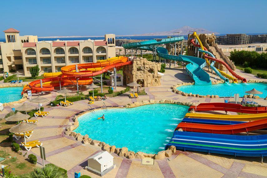 عرض العيد بـ فندق تيرانا اكوا بارك ريزورت شرم Outdoor Sharm El Sheikh Outdoor Decor