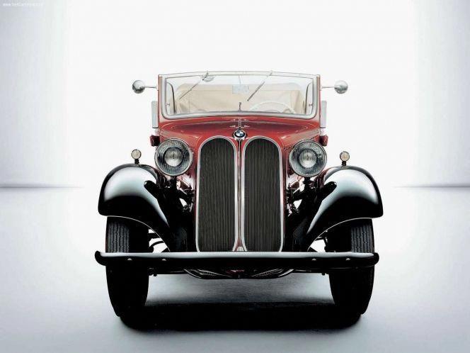 1933 BMW 303 #bmwvintagecars (met afbeeldingen) | Auto's