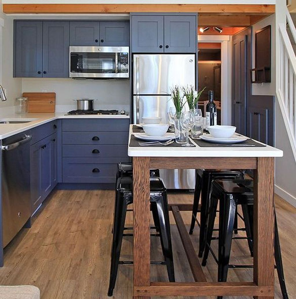 amazing kitchen and dining room designs for small spaces in