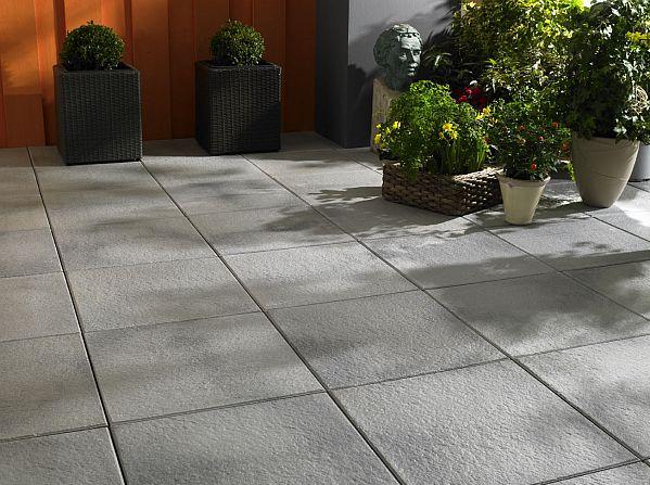 Unterbau Terrassenplatten Quadratischen Terrasse Scheibe So Dass Die
