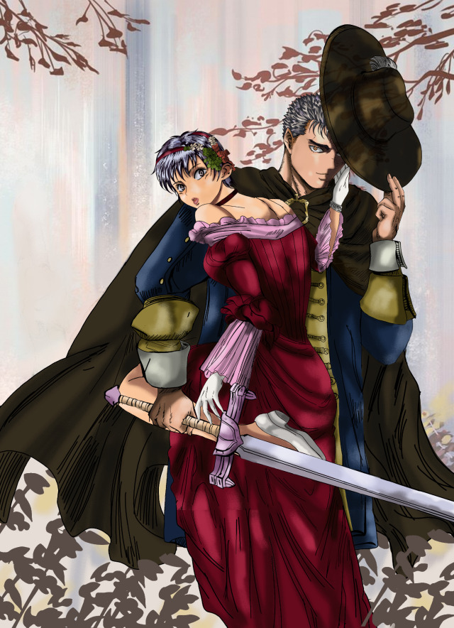 Tumblr Is A Place To Express Yourself Discover Yourself And Bond Over The Stuff You Love It S Where Your Interests Connect You Wi Berserk Anime Fanart Anime