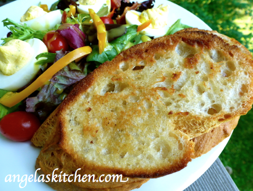 Gluten Free Dairy Free French Bread 3
