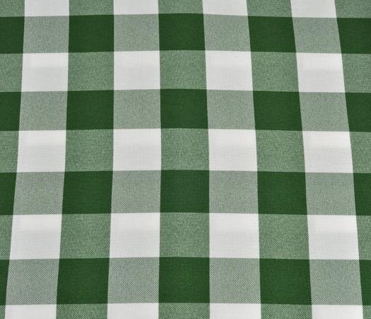 Check | Green & White