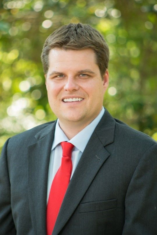 Matt Gaetz claims CNN canceled appearances hours after