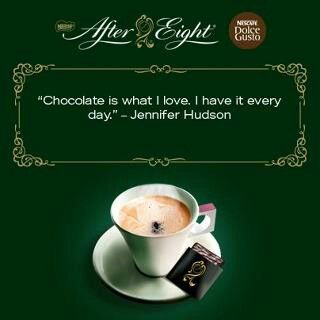 Chocolate - mine too :-)