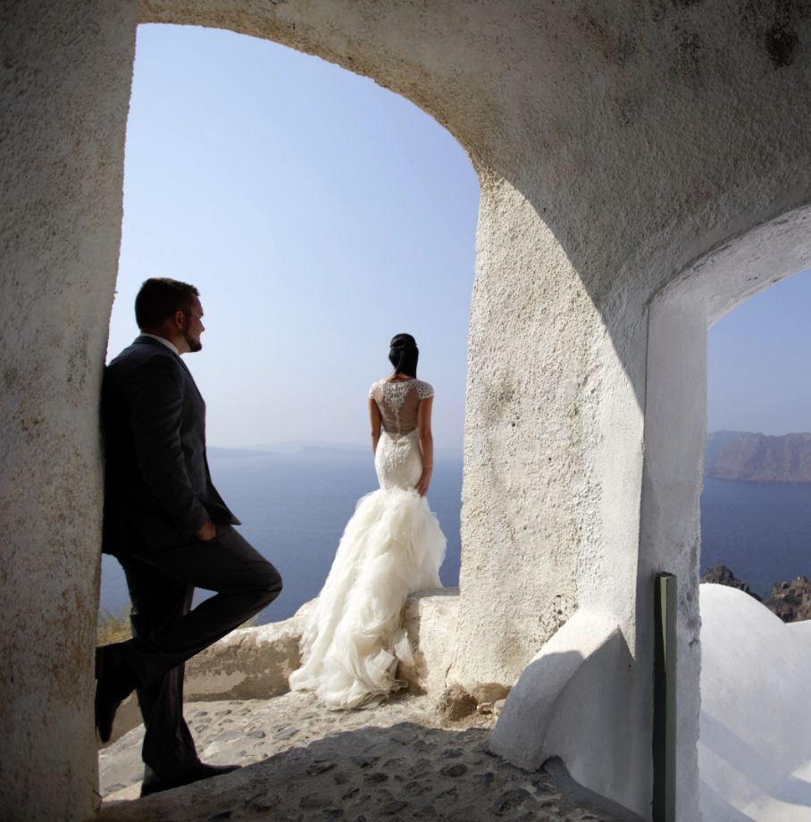 Real Wedding : #DemetriosBride