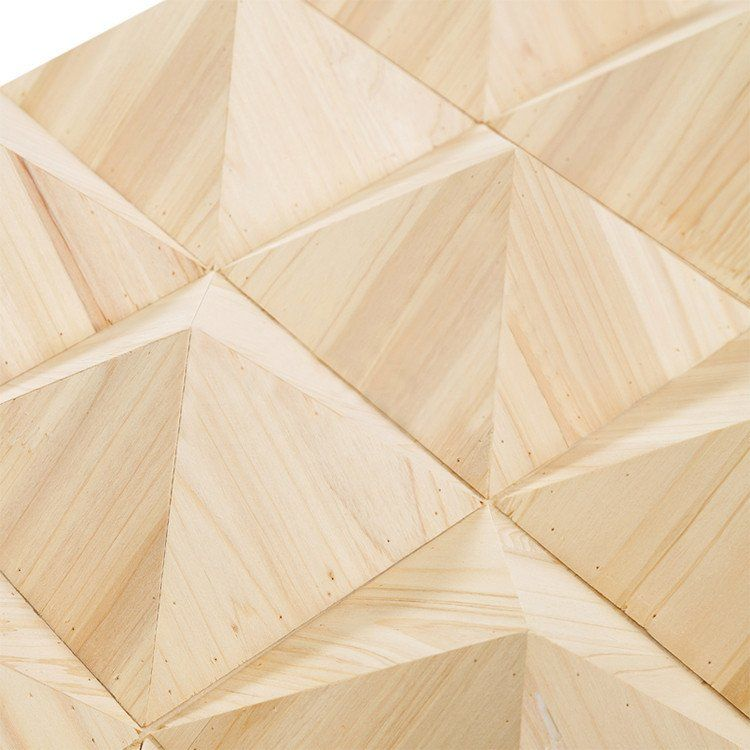New Pyramid Acoustic Diffuser Wood Panels Sound Absorption Studio Soundproof Panel 60 X 60 X 8 Cm 23 6 X 23 6 X 3 1 In Kk1099 Acoustic Wall Panels Acoustic Diffuser Soundproof Panels