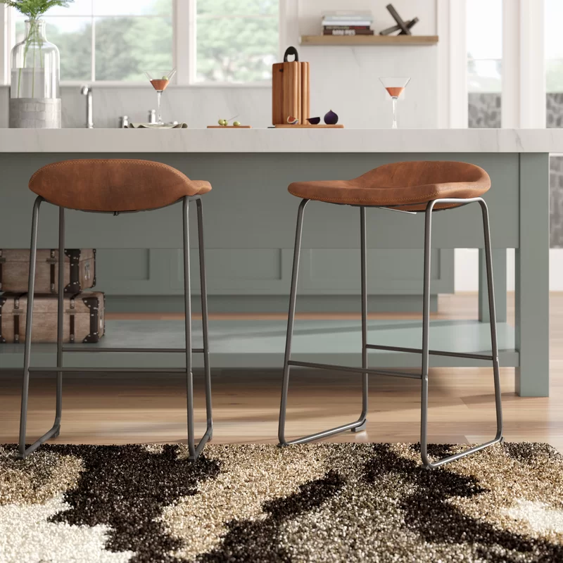 Bertie Bar Stool Backless Bar Stools Bar Stools Bar Furniture
