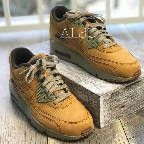 NWT Nike Air Max 90 Winter PRM GS Bronze W AUTHENT Brand new