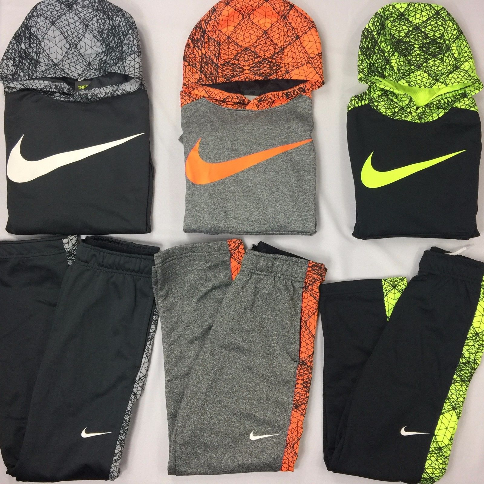 Outfits And Sets 156790 Boy S Youth Nike Therma Dri Fit