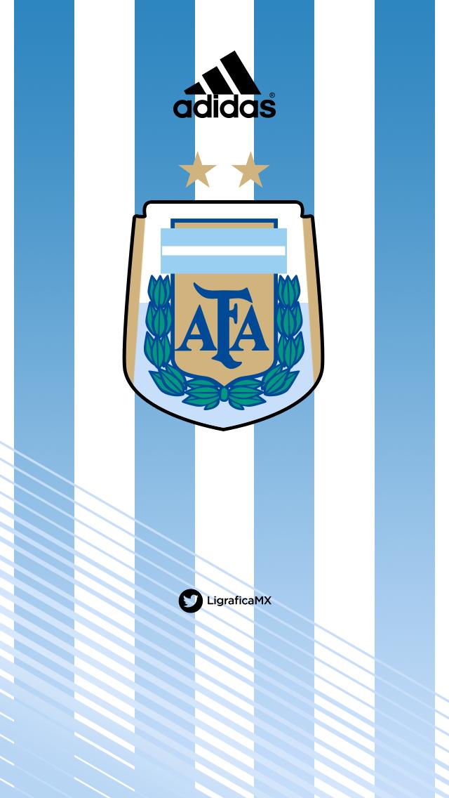 Argentina Soccer Team Logo Wallpaper #ARGENTINA 0711...
