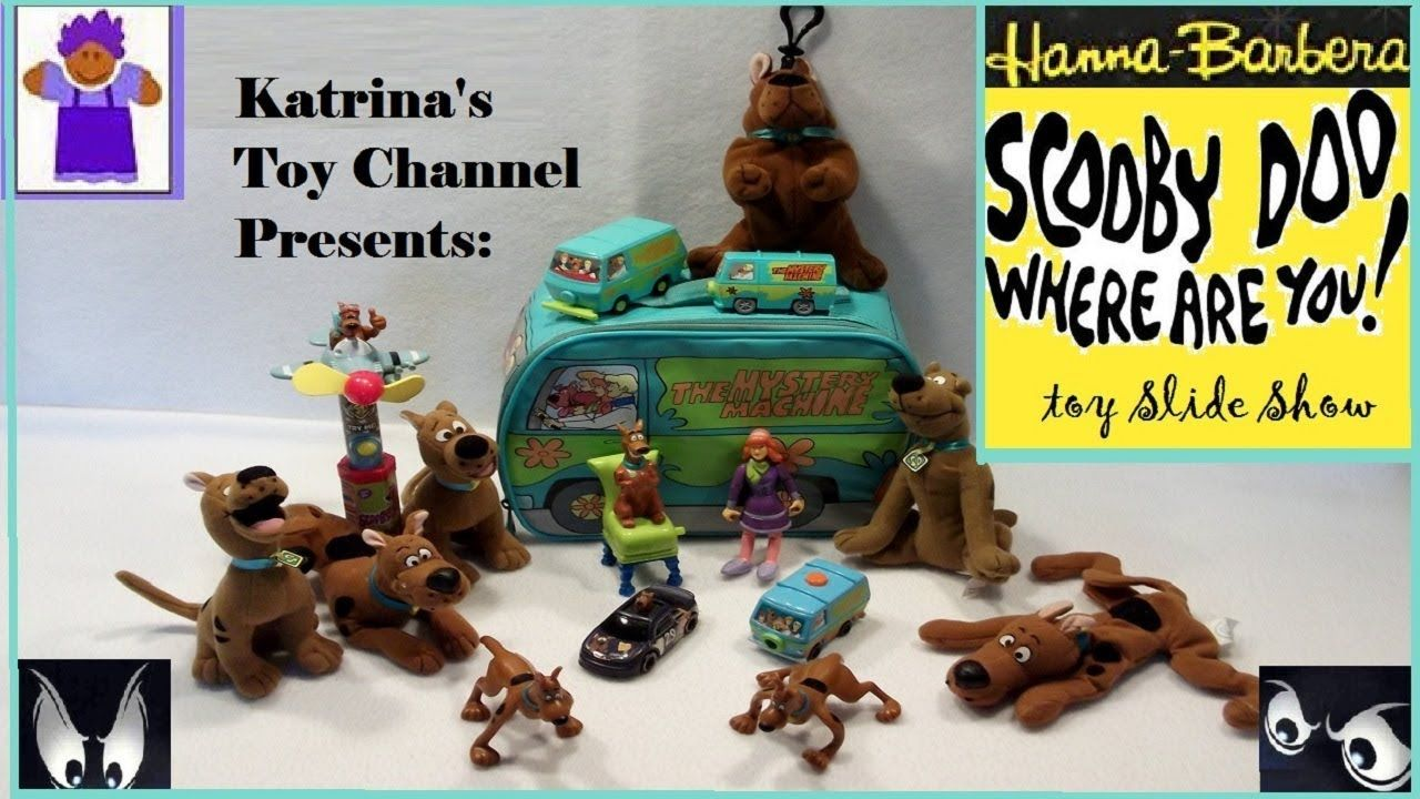 Hanna Barbera Cartoon Network Scooby Doo Toy Collection