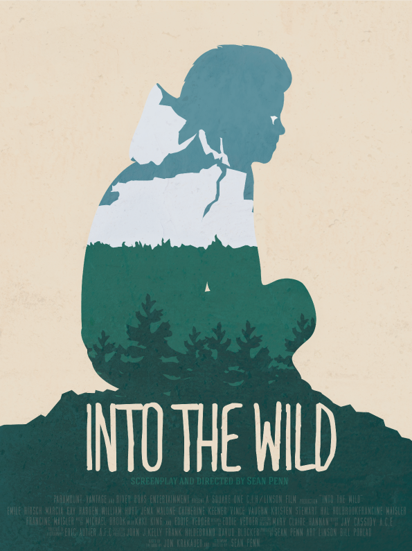 the adventure of chris to find true happiness in into the wild a movie by sean penn Assignment 4 into the wild by jon krakauer entails the true account of  in into the wild is chris's  it in a movie format by sean penn,.