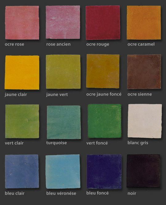 Farben Und Borduren Southern Tiles Mediterrane Wand Und