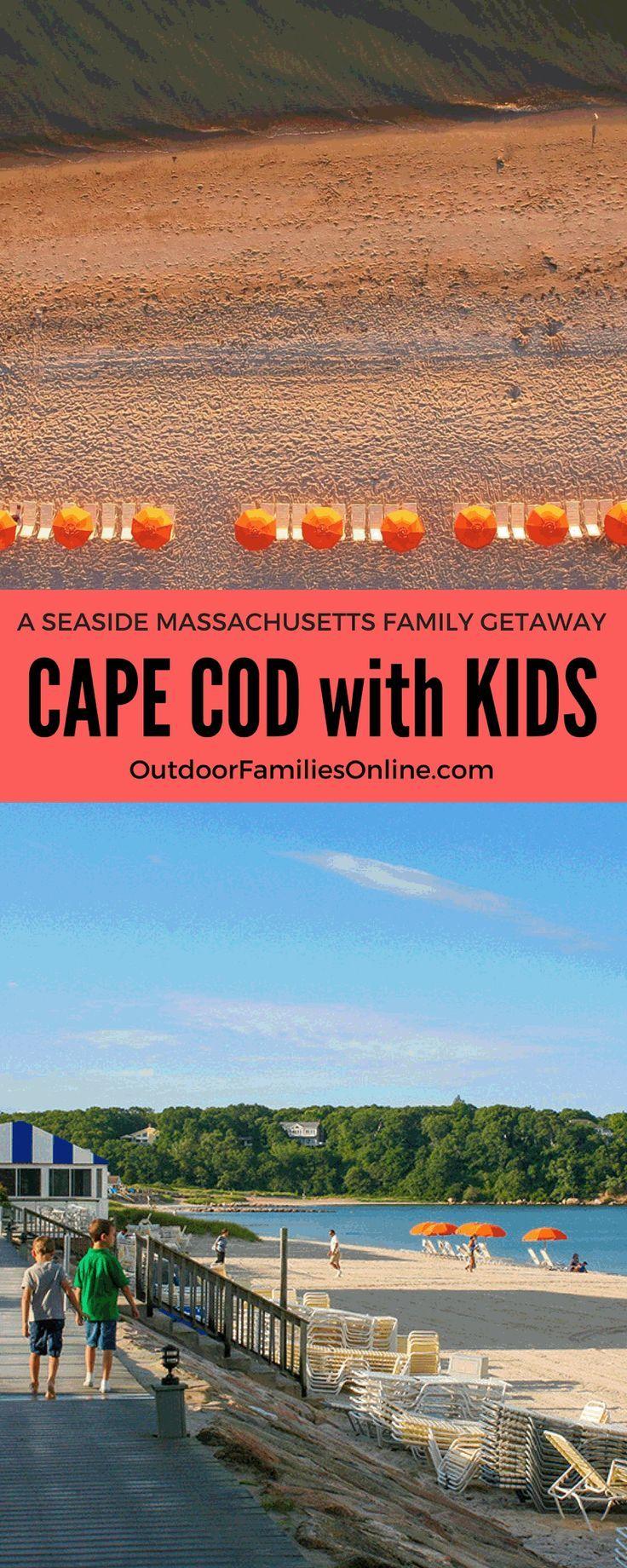 Cape Cod A Massachusetts Treasure Family Adventure Travel Family Outdoor Family Travel