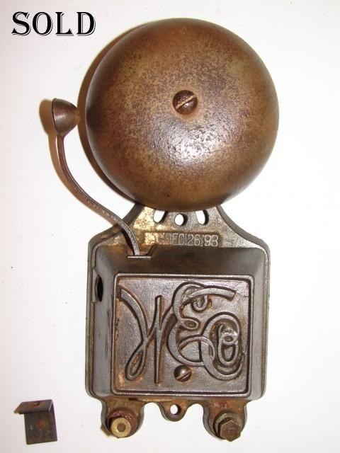 Superb Antique Hardware Door Bells Doorbells Restoration Old Original Period Parts  Victorian