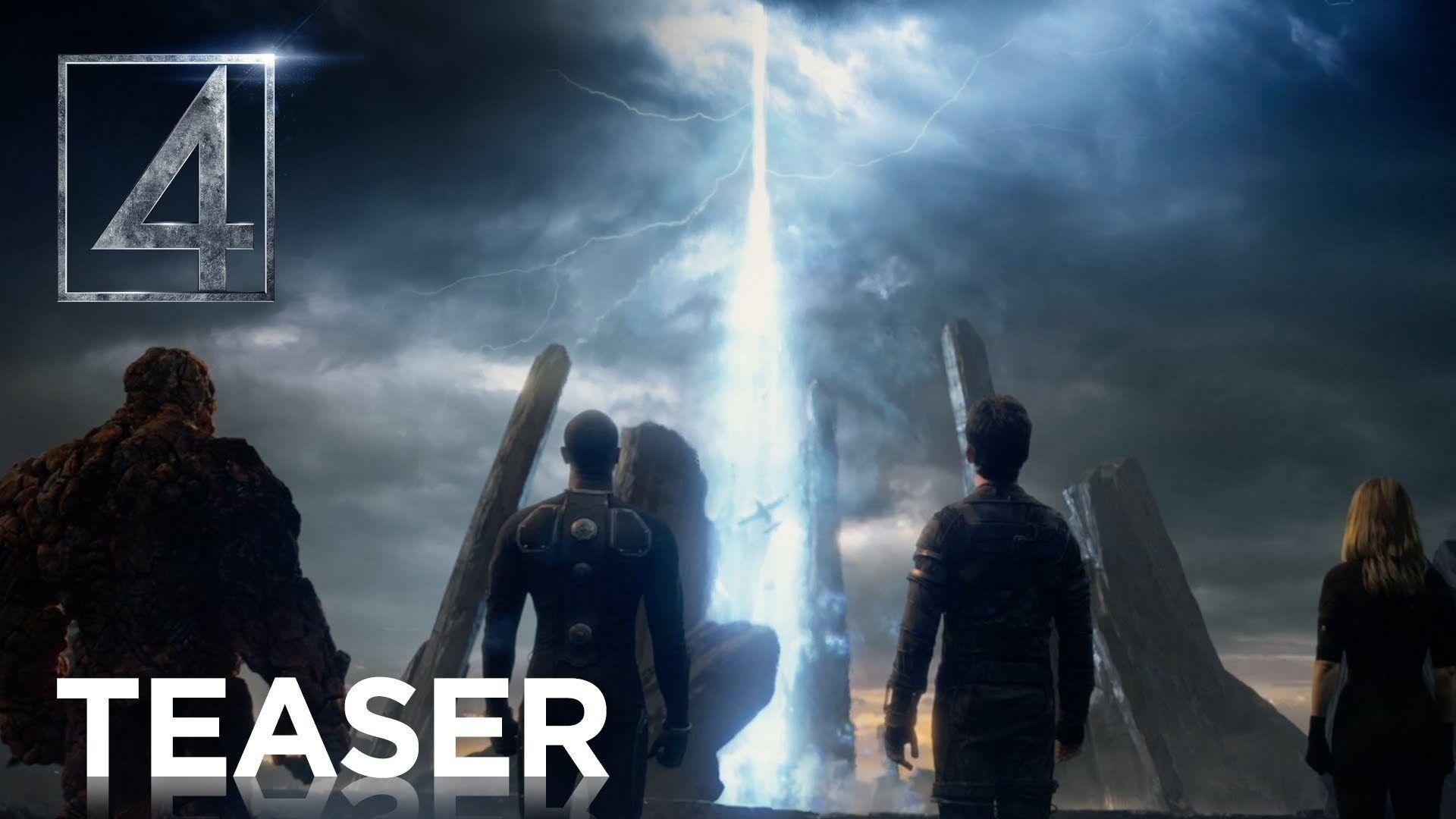 It's here Fantastic Four Official Teaser Trailer