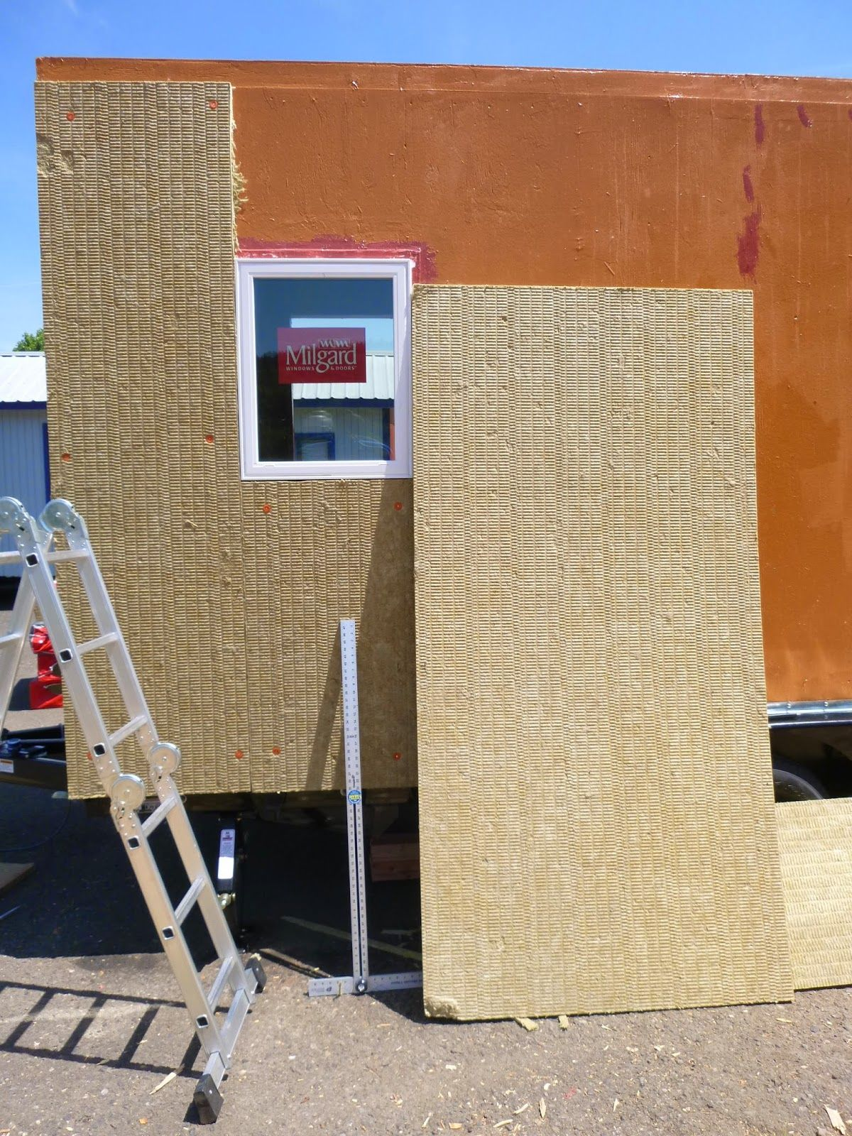 Isolation Exterieur Rockwool Roxul Comfortboard Is Exterior Insulation Wrap Why Work