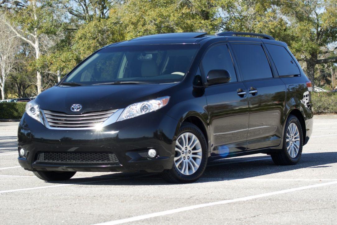 2014 Toyota Sienna XLE Used cars, Toyota, Car ins