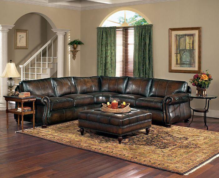 Nice Bernhardt Van Gogh Leather Sectional Group   Belfort Furniture   Sofa  Sectional Washington DC, Northern Virginia, Maryland And Fairfax VA