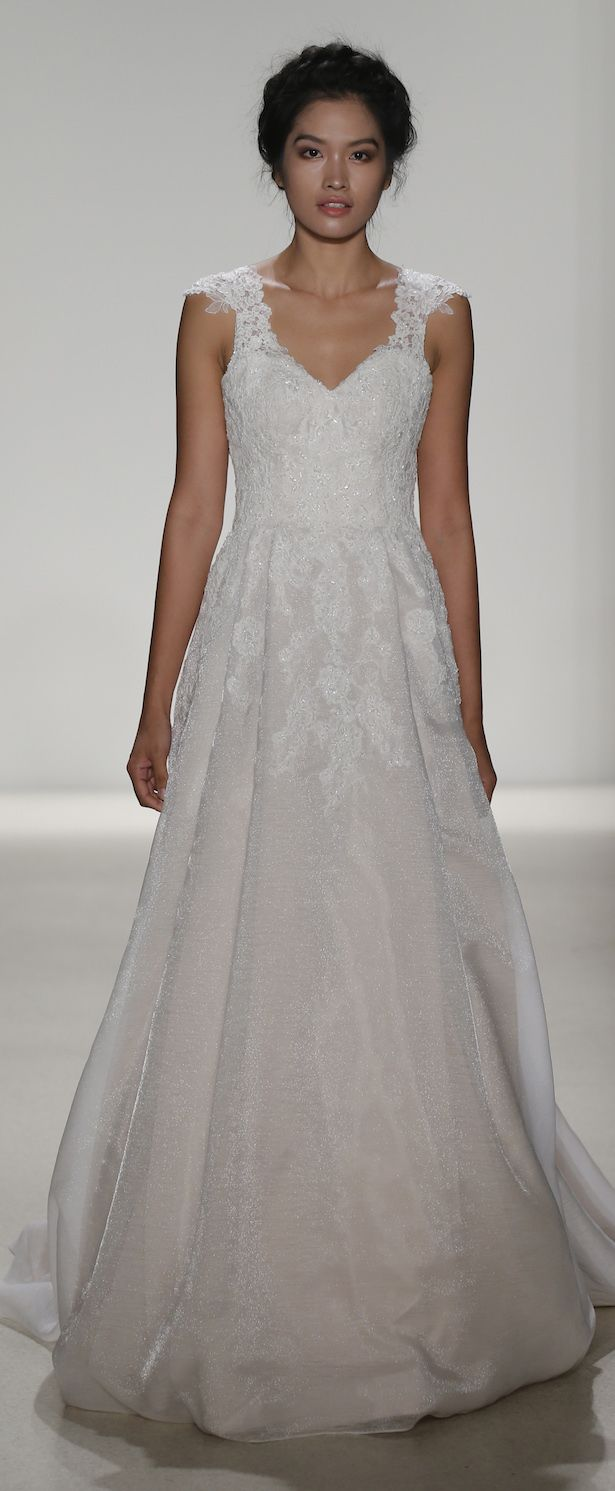 Wedding dresses by kelly faetanini spring ball gown