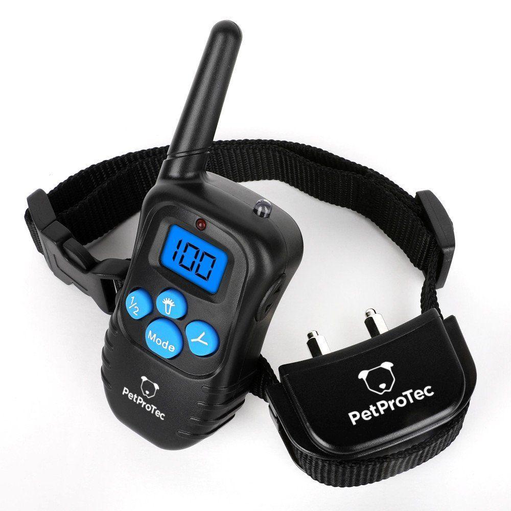 PetProTec M998DR Remote Controlled Dog Shock Training