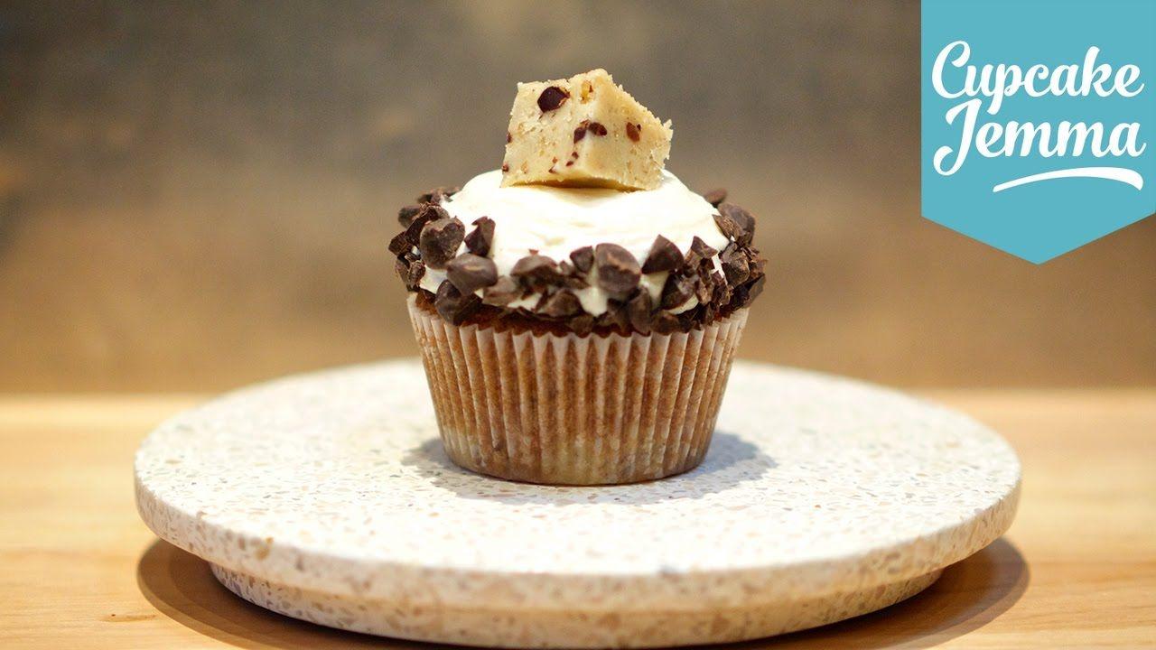 Cupcake Jemma Cake Recipe: Cookie Dough Cupcake Recipe