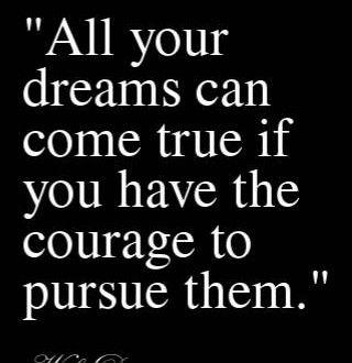 All Your Dreams Can Come True Walt Disney Quote