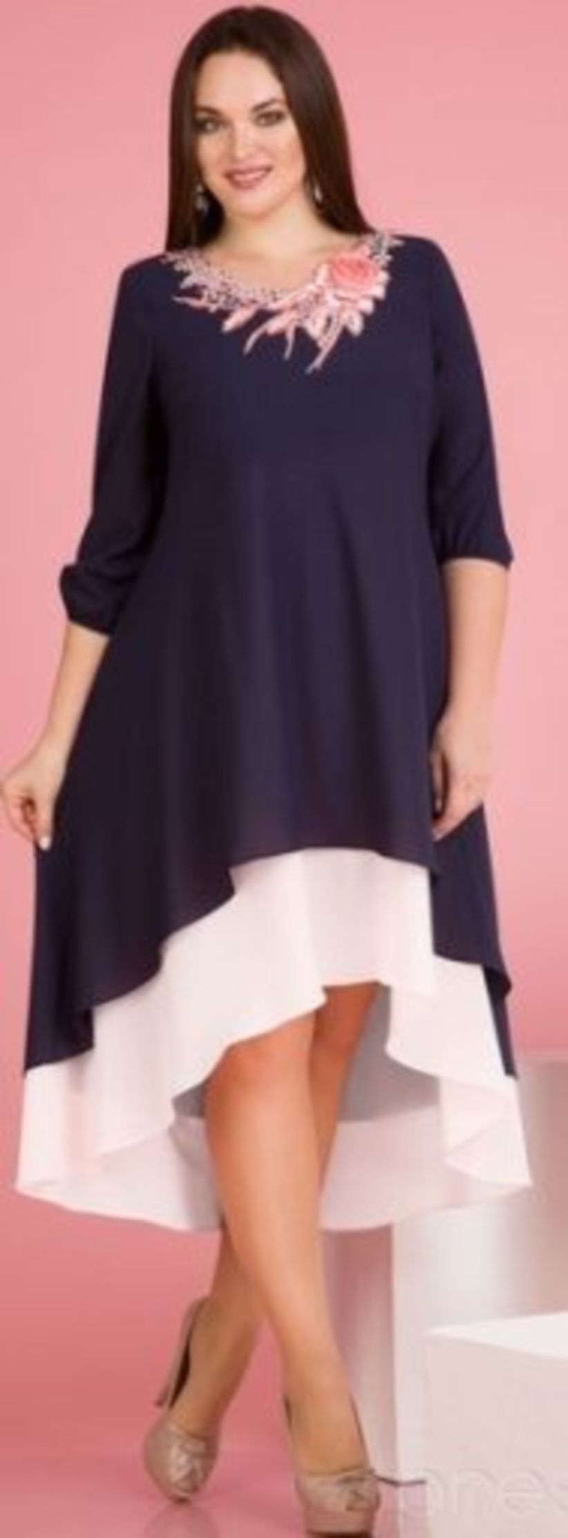 41 Casual Dress Plus Size for Women Over 40 this Fall Winter is part of Clothes Fall Plus Size - Printed fabric is a significant choice for casual dresses too  Wrap dresses can make you look beautiful in a very feminine way  You can try cutting dresses and dresses with vertical stripes to make your illusion higher  A number of facts to consider about the arm include firmness  You can also choose corset drape p