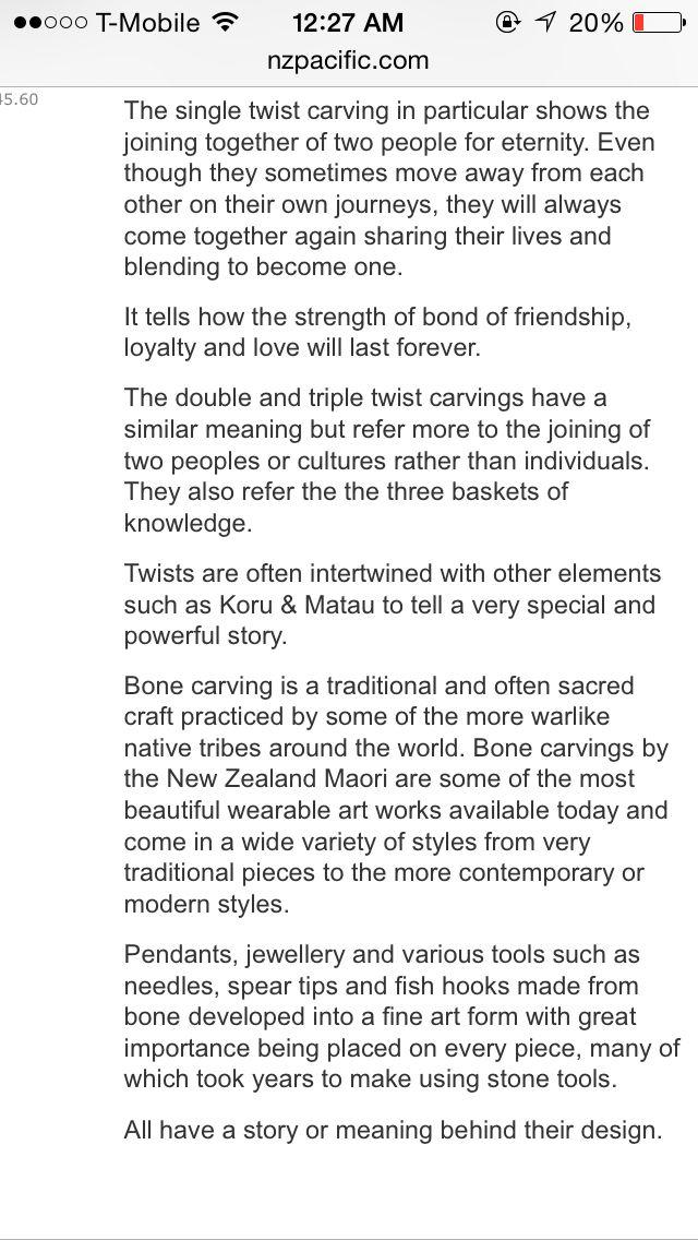 Maori Single Twist Tattoo: Meaning Of Maori Single Twist With Koru