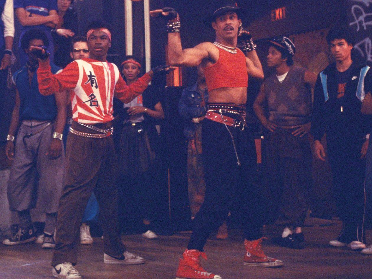 Film Movie Breakin' 1984 Old School Hiphop Dancers Danseurs