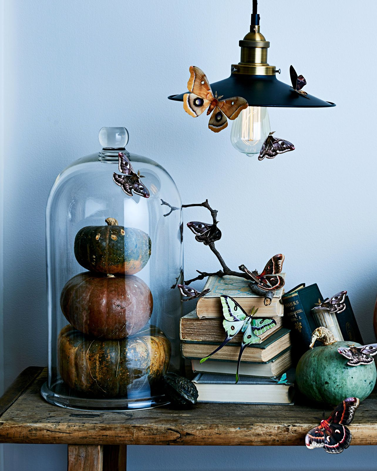 Indoor Halloween Decorations 2020 Haunted Picture 15 of Our Best Fall Harvest Decorating Ideas for Your Home