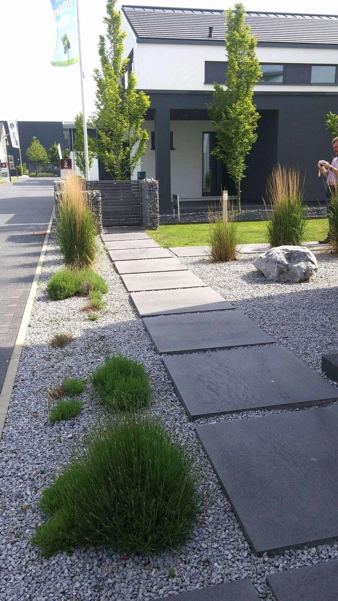 Kleinen Vorgarten Gestalten 25 Inspirierende 6