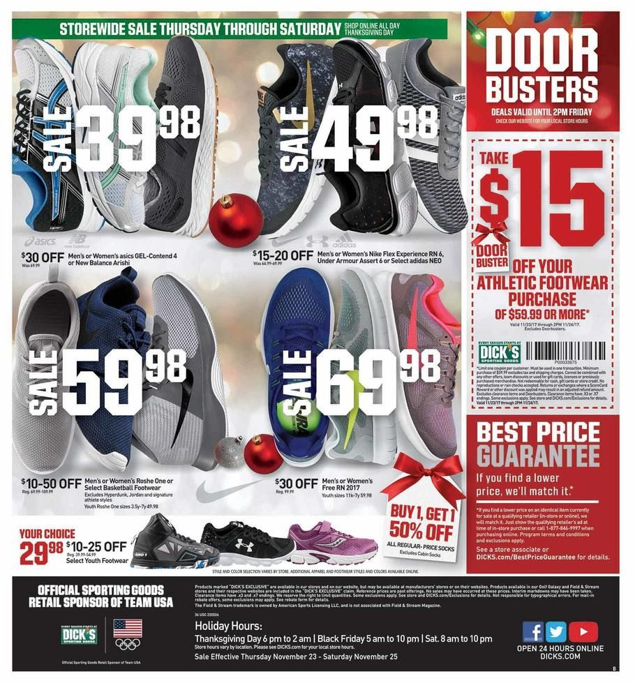 Dicks Sporting Goods Black Friday 2018 Ads and Deals Browse ...