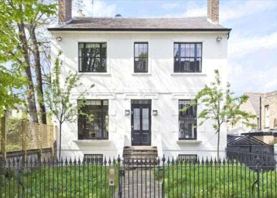 Lewis Hamilton Buys 18m West London Mansion London Mansion Mansions London House