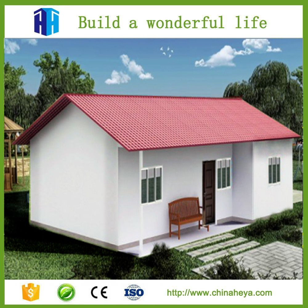 China Nepal Use Cheap Simple Steel Structure Modular