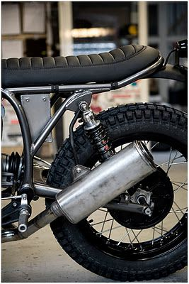 Wrenchmonkees Pow Cafe Racer Parts Cafe Racer Seat Cafe Racer Motorcycle