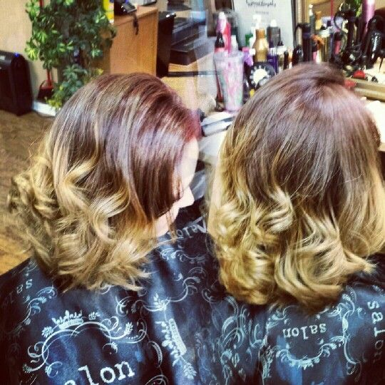 Hair by Chena Ombre