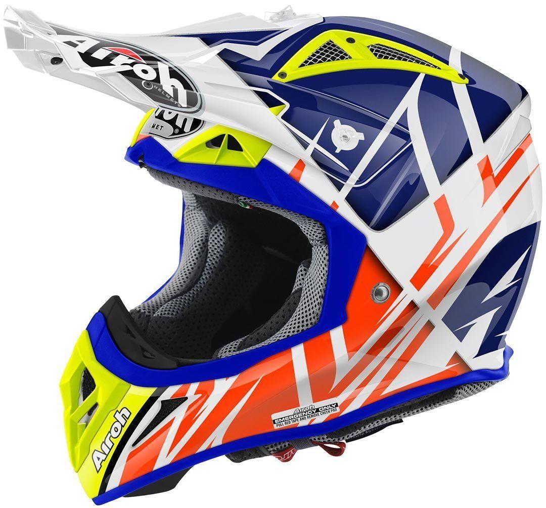 Airoh Aviator 2.2 Styling Motocross Helmet in 2020