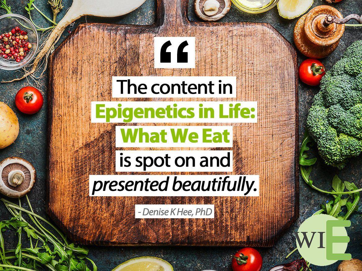 Epigenetics Diet E